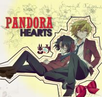 Pandora Hearts Gil and Oz by CHVampaiiaxInuzuka
