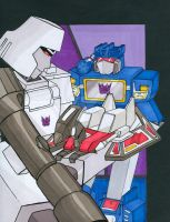 Orders from Megatron by atron