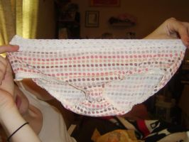 Polka Dot Panties by AuraHeart