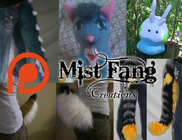 Help Support Mist Fang Creations on Patreon by Mist-Fang