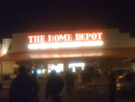 The Home Depot. by pichu912