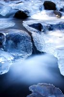 Galena Creek Ice by sellsworth