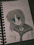 When they cry- Rena by LacriChan