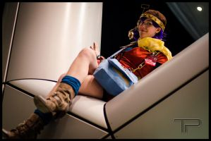 Lucca Cosplay: Sitting on Top of the World by Mink-the-Satyr