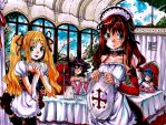 Maid Team Time by EUDETENIS