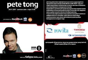 pete tong party by indog