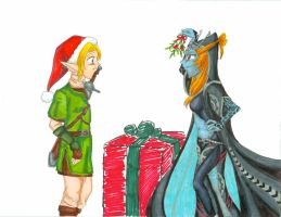 The Legend of Christmas by MewKaylathevampire