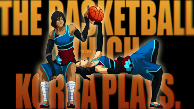Korra no basket by NeoRuki