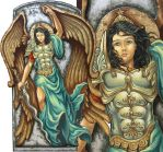 Archangel Michael by IosifChezan