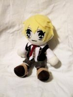 Oz Plush Commission by Malindachan