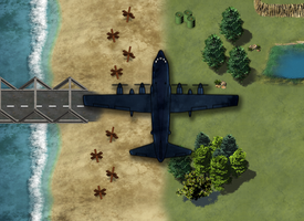 C-130 In-game flyover by Proxone