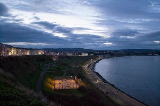 Scarborough At Sunset by Lady---Vengeance