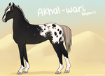 Akhal-Wari Import 49 by soulswitch
