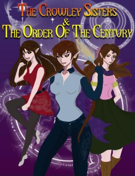 Cover - The Crowley Sisters in Action by Kyukitsune
