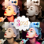 PSD Model Coloring (3) by Blowthat