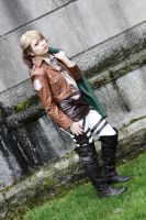 Attack on Titan || Jean(ie?) Kirschtein by serkets