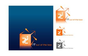 I.T. out of the box_Logo by workstation