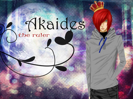 Akaides: the ruler by breathless-hope