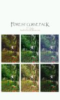 Forest GIMP Curves by limeflowery