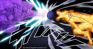 Naruto 695: The Clash by NarutoRenegado01
