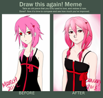 Draw This Again: Inori Yuzuriha by Pandora-Valshe