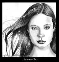 Summer Glau by jeminabox