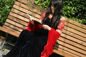 Arwen costume: book by Norloth