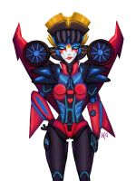Windblade! by TheButterfly