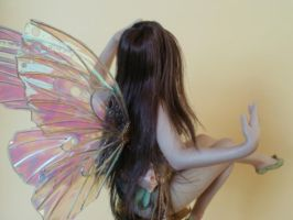 Wind Fairy ooak 05 by Rosen-Garden