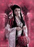 ORIENTAL MAGIC by KerensaW