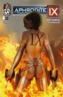 Aphrodite IX #1 second printing by Stjepan Sejic by TopCowOfficial
