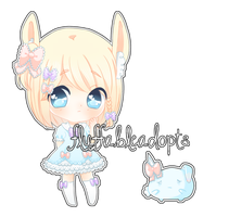[Closed Species] Dango Puffs | -CLOSED- by fluffableadopts