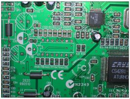 circuit board by rodericx