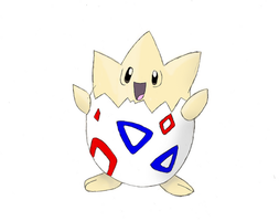 Togepi by girlwonder004
