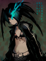 Black.Rock.Shooter by ippotsk