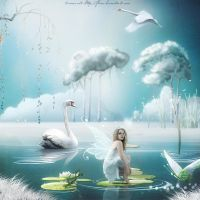 SwanLake Fairy by flina