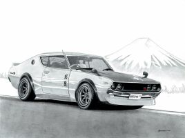 Kenmeri by CSwenson-Artistry