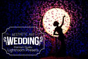 FREE Aesthetic Wedding Lightroom Presets by AestheticArtz