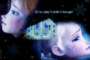 Frozen - Do You Want To Build A Snowman? by LiszWalker