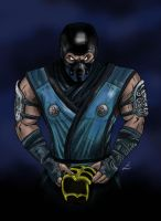 Sub-Zero by IndioBlack619