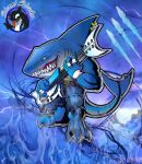 Street Sharks by Maestitia-Relictus
