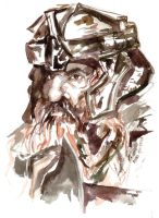 Gimli by AnnAshley