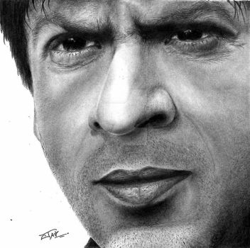 Shahrukh Khan by jayaram1989