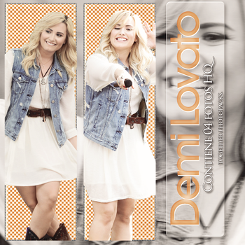 Demi Lovato Photopack PNG by BMaraj