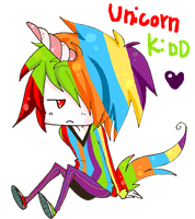 - unicorn kidd - by capochi