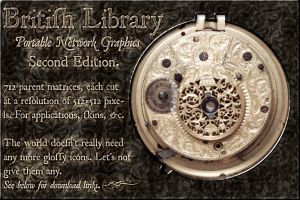 Library Icons 2nd Ed. PNGs. by Samantha-Wright