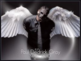 R.I.P Paul Gray by Sexton666