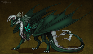 Commission : Virith by WeirdHyenas