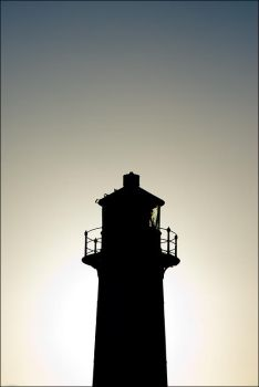lighthouse by handfat