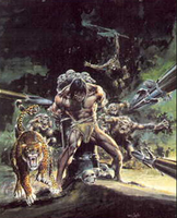 The Beasts of Tarzan by JungleCaptor